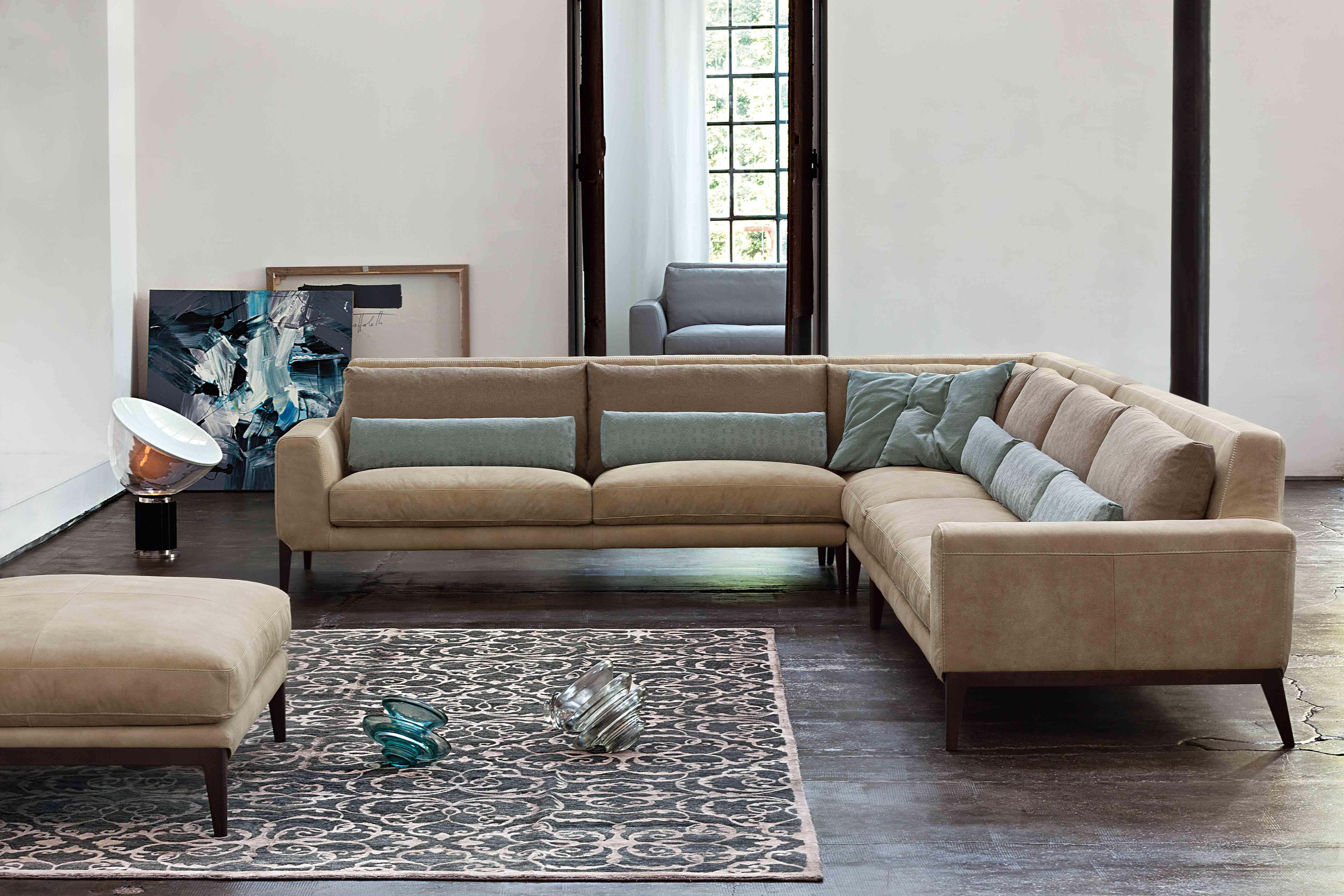 Liebenswert Italienische Polstermöbel Das Beste Von Ditreitalia Miller Designsofa