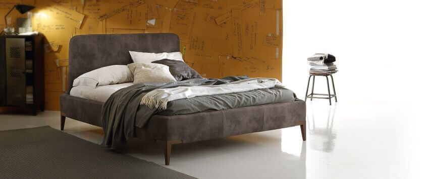 so finden sie das perfekte designer bett the lounge company. Black Bedroom Furniture Sets. Home Design Ideas