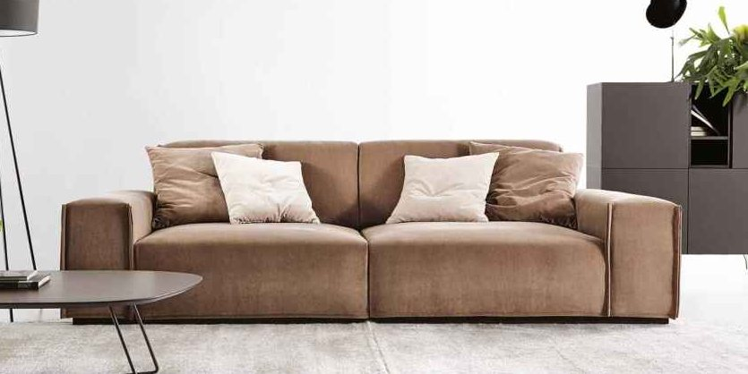 Designerm bel ledersofas sofas im vintage look the for Sofa zusammenstellen