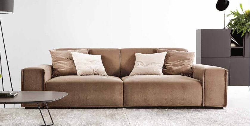 Moderne sofas unsere top 5 the lounge company for Polstermobel design