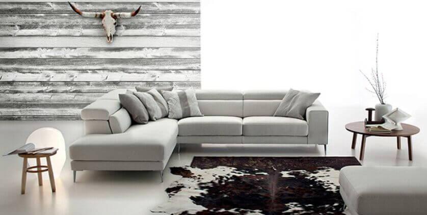 wohnzimmer schwarz wei, wohnzimmer schwarz-weiß: weißes sofa vs. schwarzes sofa - the-lounge, Design ideen