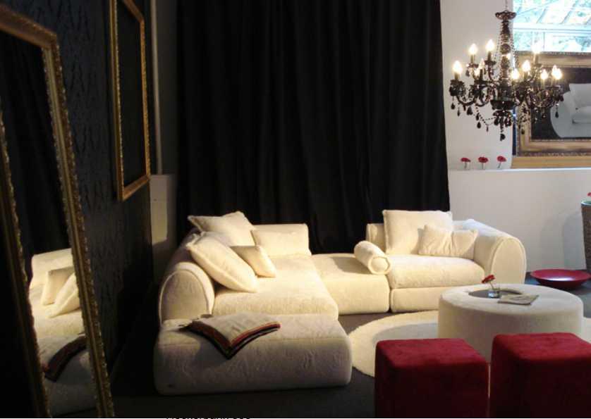 Lounge möbel wohnzimmer  Loungemöbel aus Leder - Lounge im Wohnzimmer - the-lounge-company