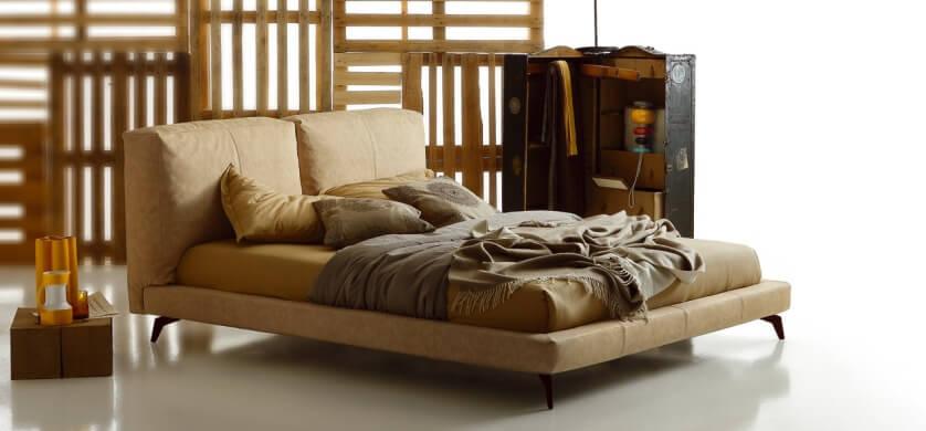 designerbetten: stylische design-polsterbetten - the-lounge-company, Mobel ideea