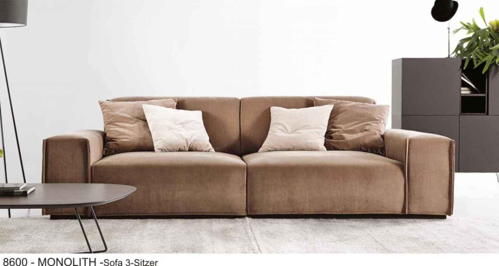 Sofa 8600 Ditreitalia MONOLITH