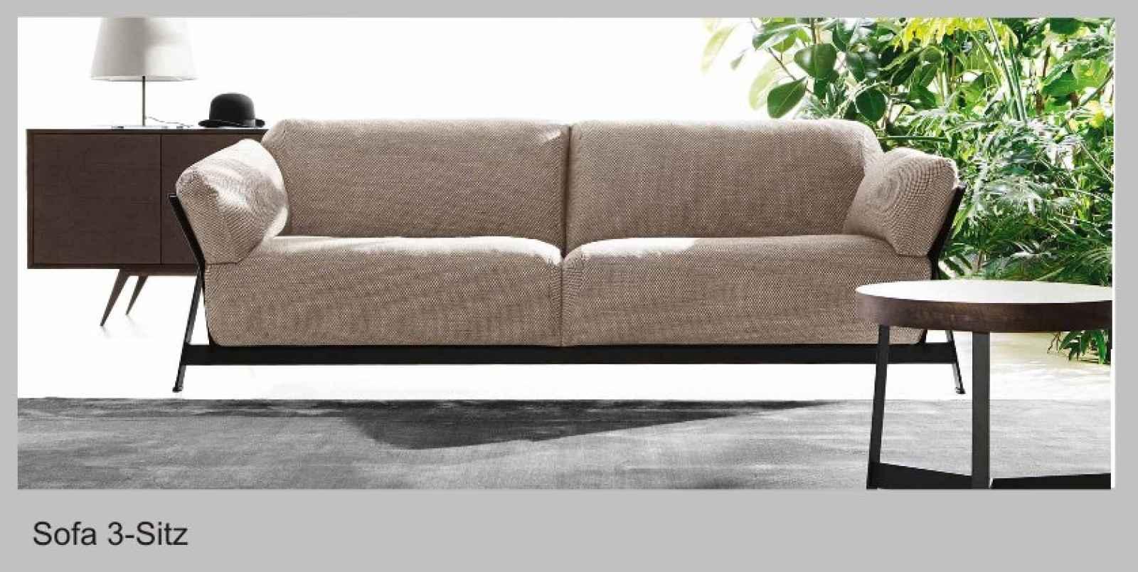 Sofa 8590 ditreitalia kanaha the lounge company - Gienne divani letto ...